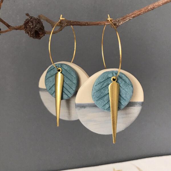 Deliciousbits-Blue-Grey-earrings