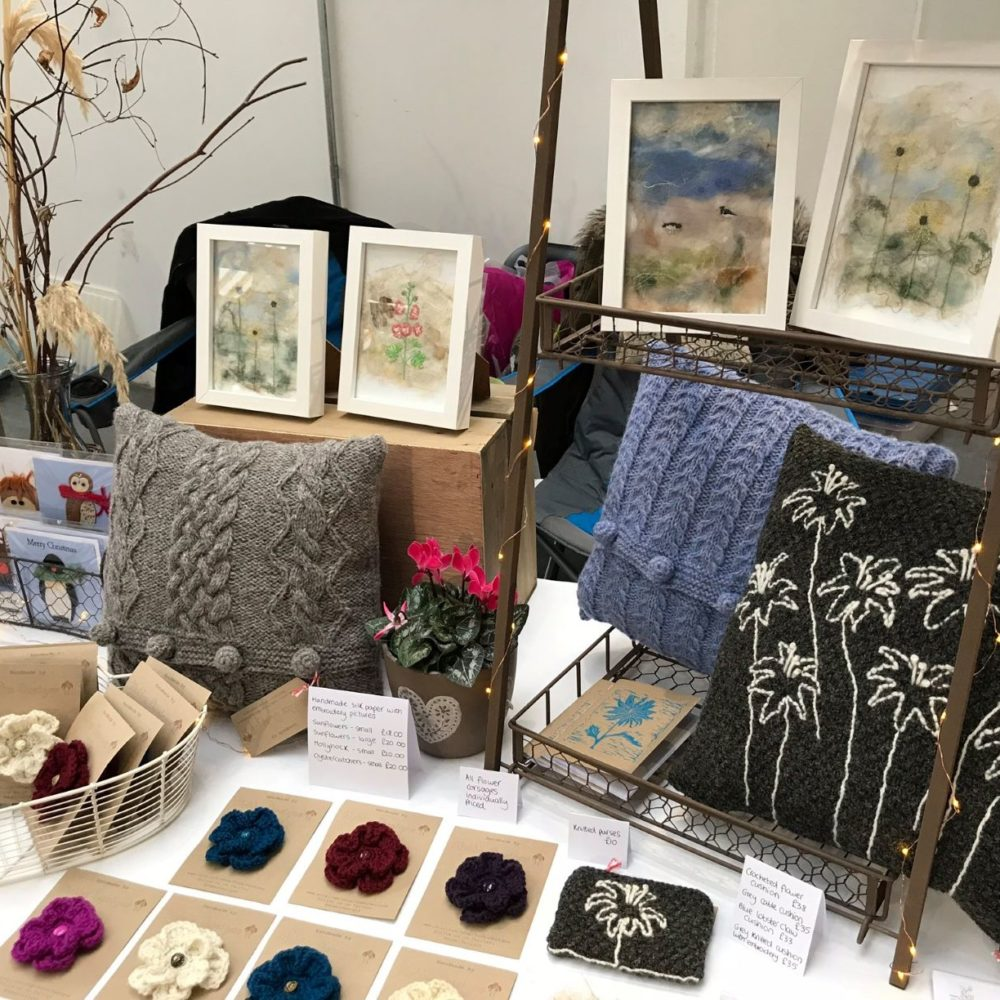 Hobbs Designs Etsy Made Local stall