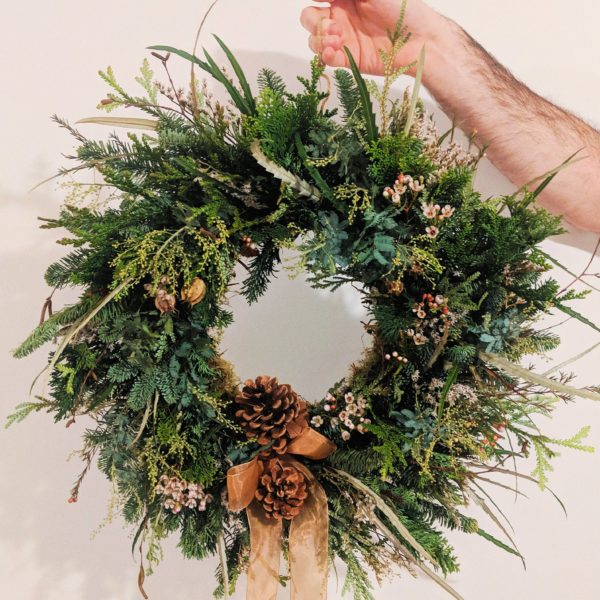 Local Makers Market, Wreath