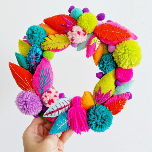 Hayley Victory, Wreath. Pedddle