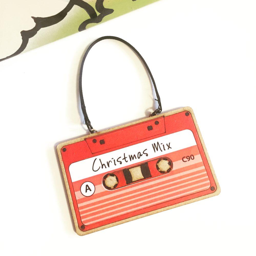Cassette-Tape-Decoration