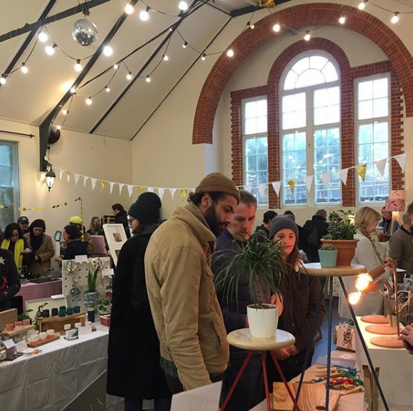 Local Makers Market, Abney Hall