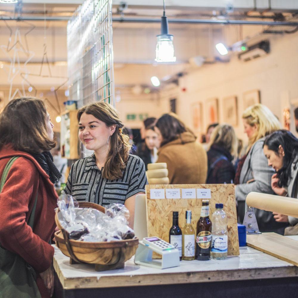 Thoughtful Night Market winter 2018, Pedddle
