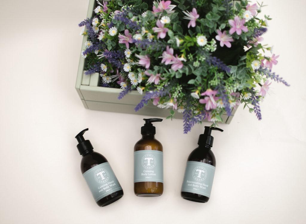 Tom's Garden Aromatherapy wash, Pedddle