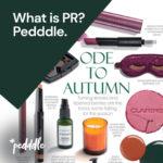 What is PR, Pedddle
