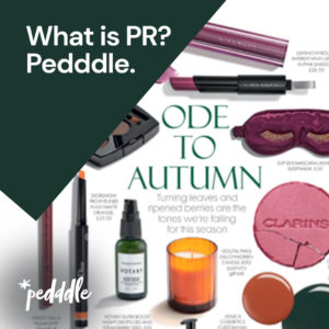 What is PR, Pedddle