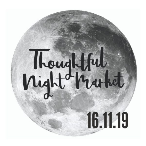 Winter 2019 Thoughtful Night Market, The Crafthood. Pedddle