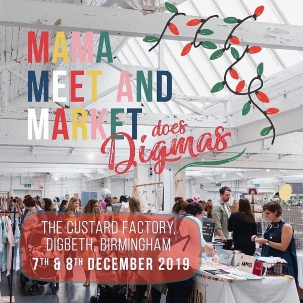 Mama Meet and Market does Digmas- poster, Pedddle