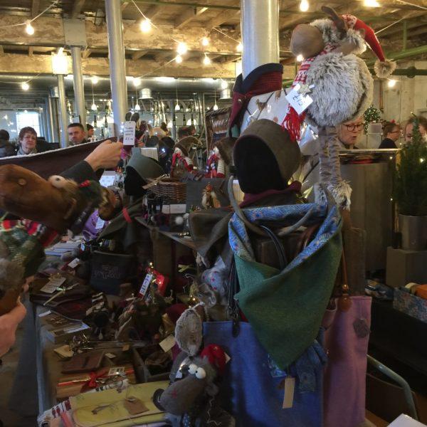 Crafty Vintage @ Holmes Mill Festive Market, Pedddle
