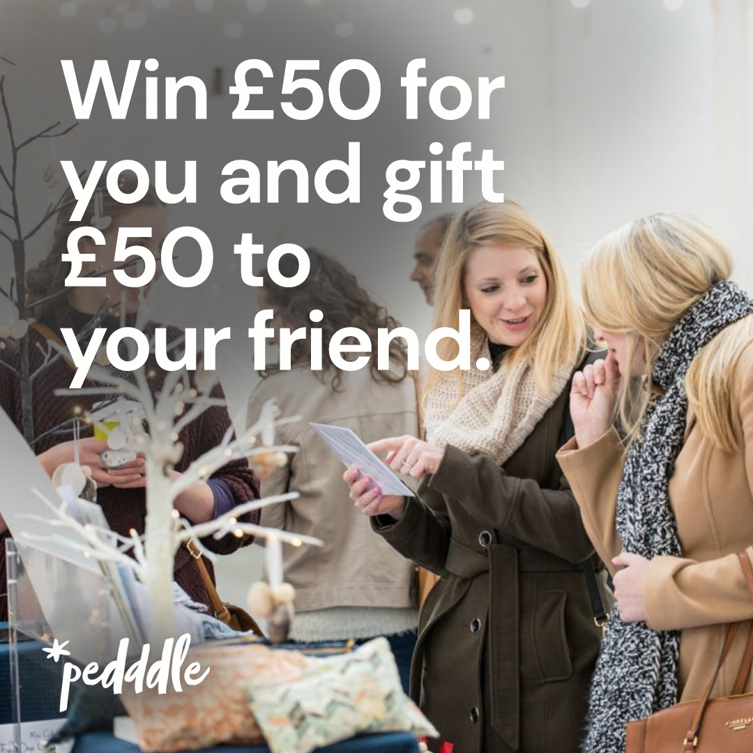 The Pedddle Christmas Competition