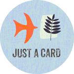 just a card. Pedddle