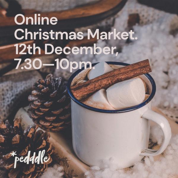Online Christmas Market, 12th December 2019
