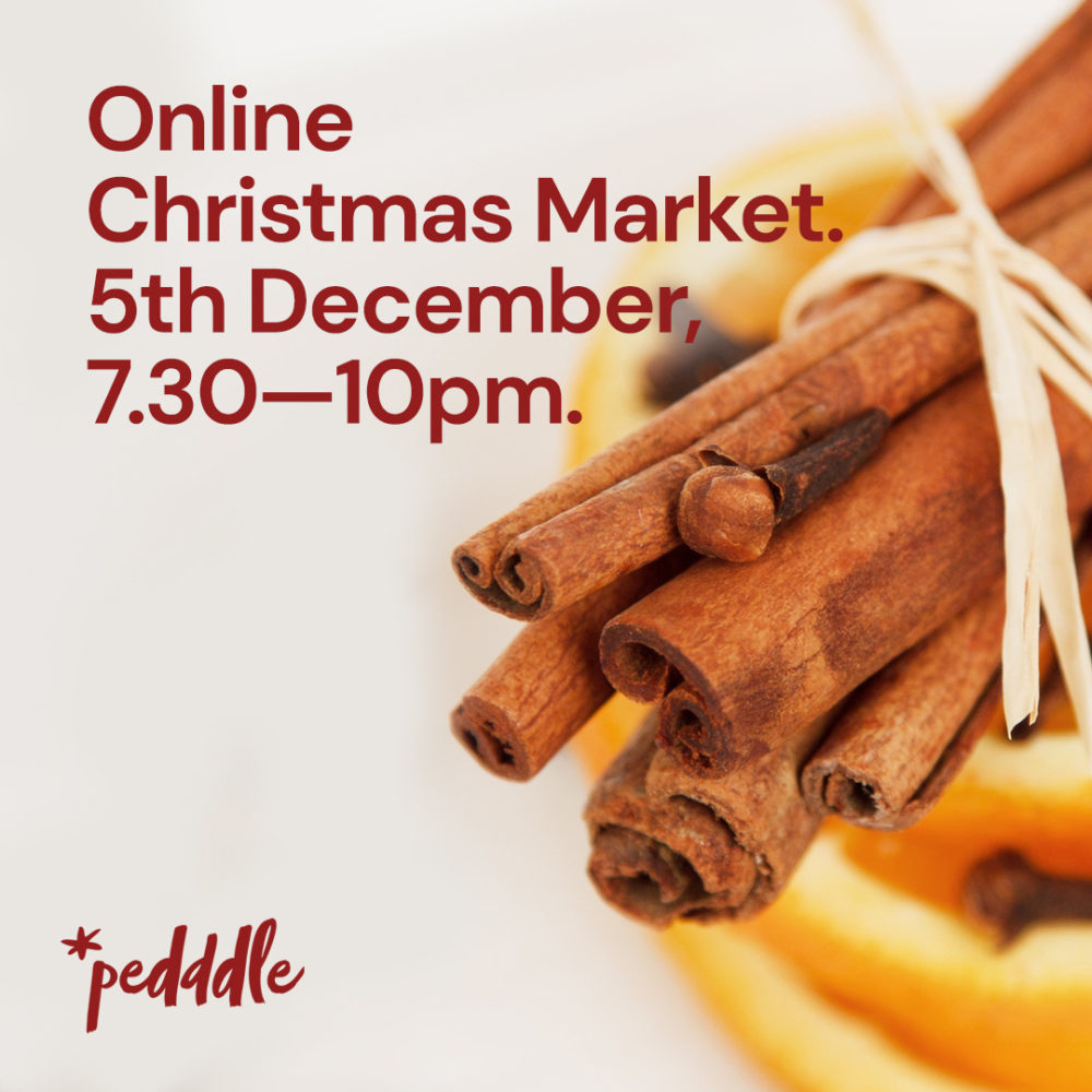 Online Christmas Market, 5th December 2019