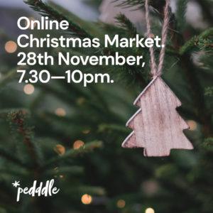 Online Christmas Market, 28th November 2019