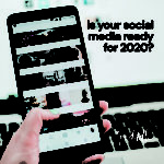 Is your social media 2020 ready. Pedddle
