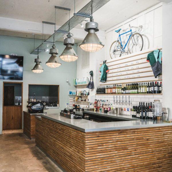 COLD BATH CLUBHOSE CAFE, UP Market Harrogate