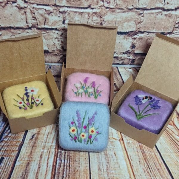 Felted soap by Adors