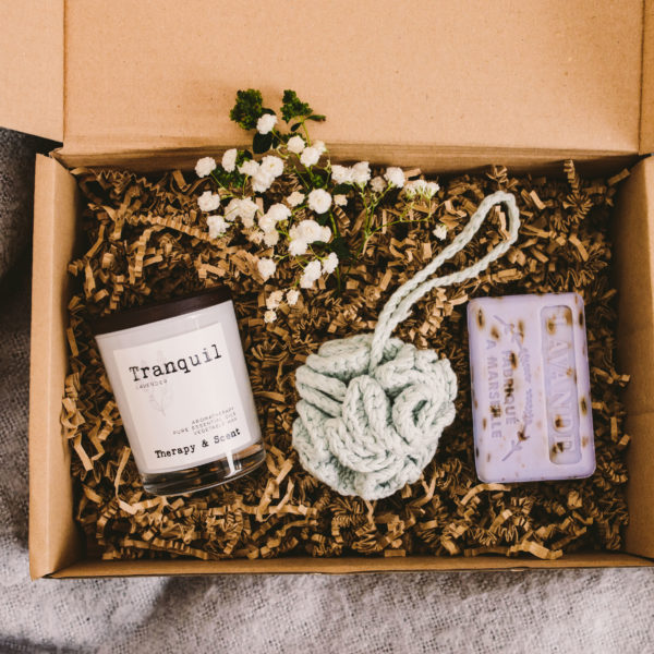 Tranquil kit, Therapy & Scent. Pedddle.