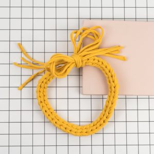 Mustard EvieJade jewellery, Lucy Waller. Pedddle