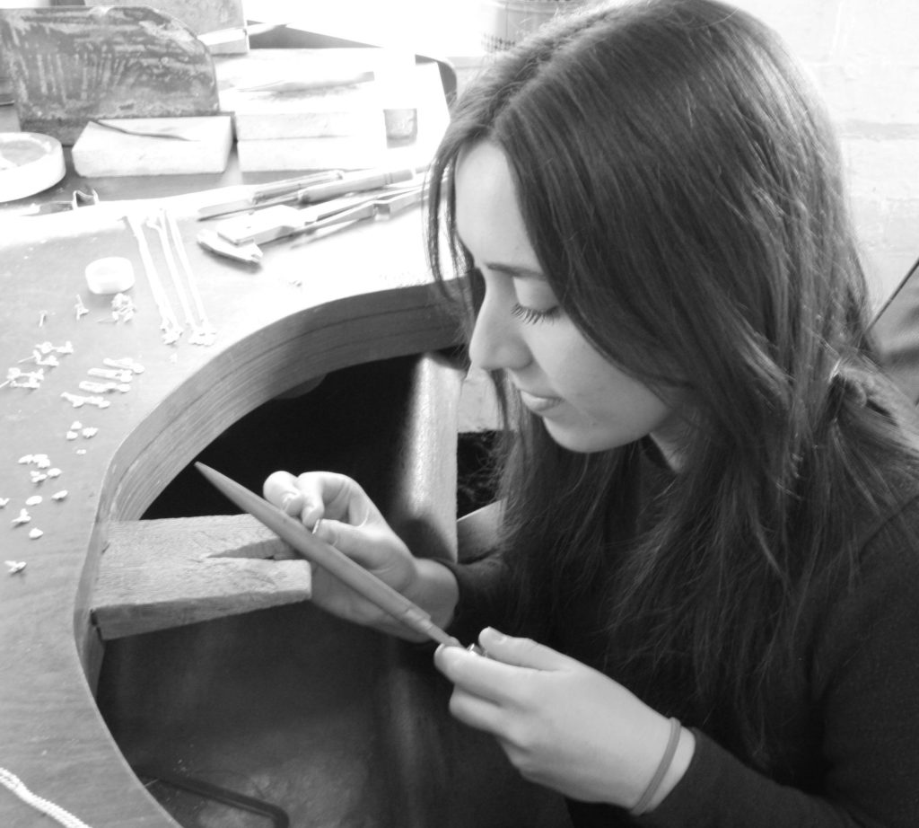 Jess Withington Jewellery, Workshop. Pedddle