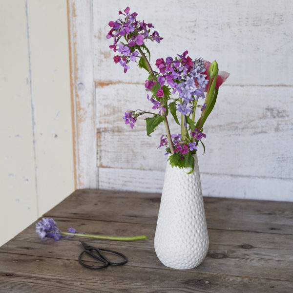 Charlotte vase by Clara Castner