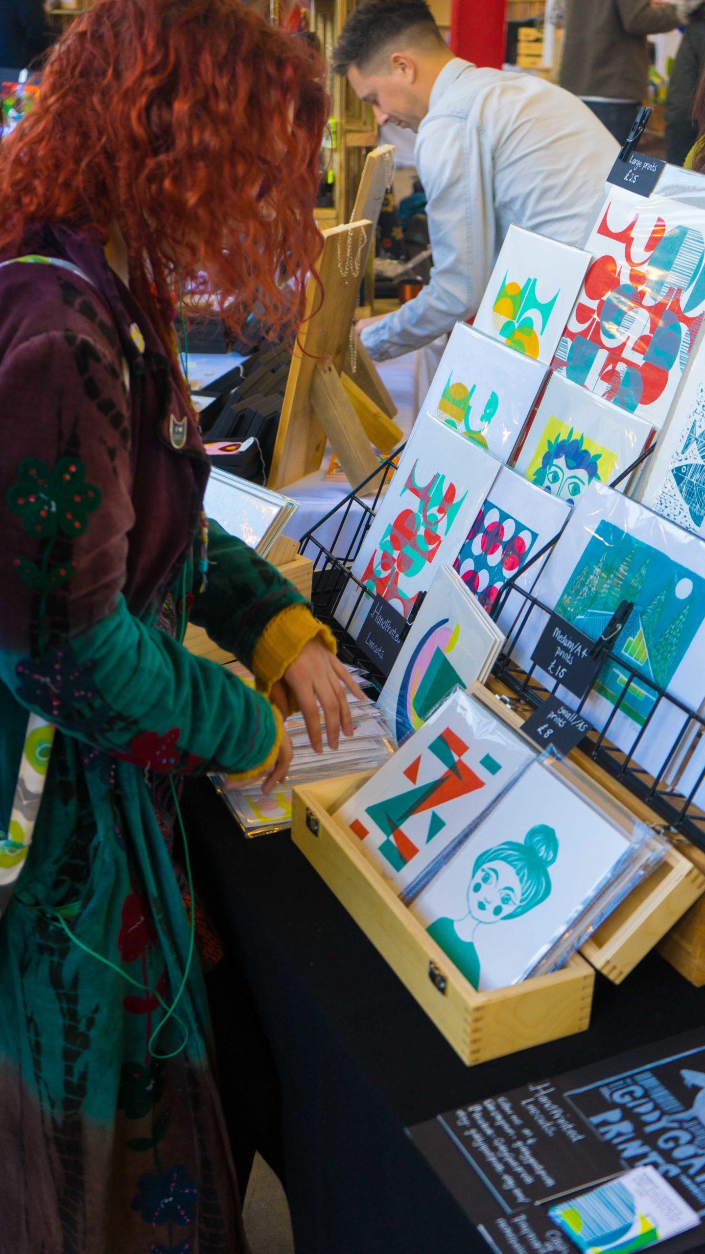 FarGo Village Markets art, Pedddle