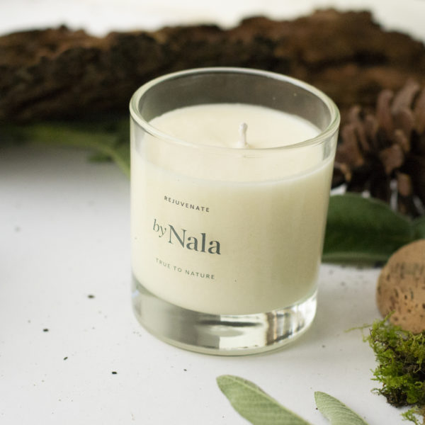 By Nala scented candle