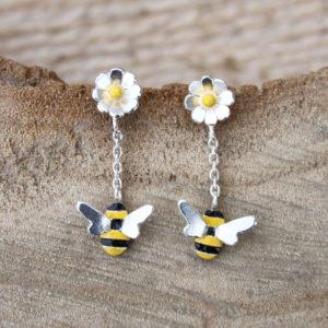 Jess Withington Jewellery, bees. Pedddle