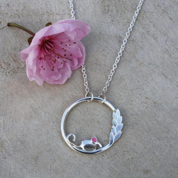 Jess Withington Jewellery, mouse. Pedddle
