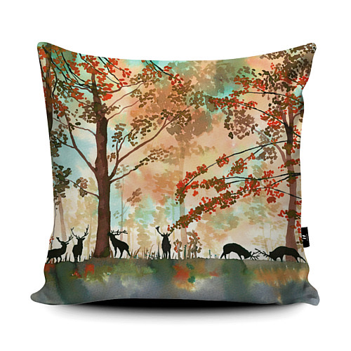 Squiggly Sue Designs Tatton Park Vegan Suede Cushion