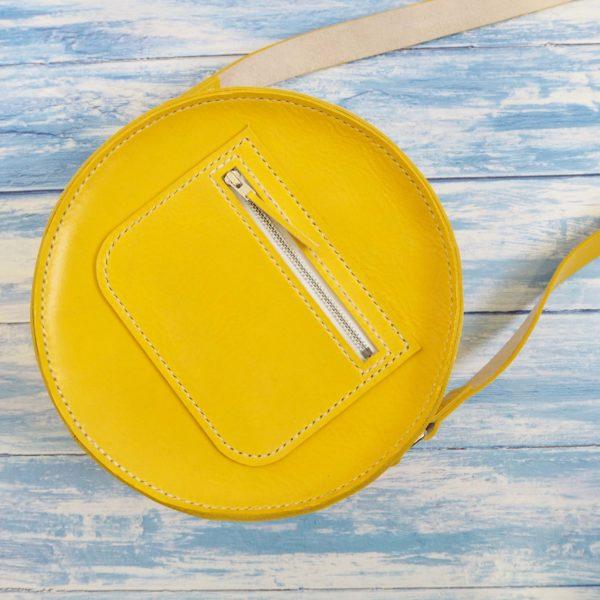 Orgill Originals Yellow Round Bag