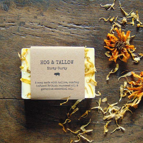 Hog & Tallow, natural tallow soap