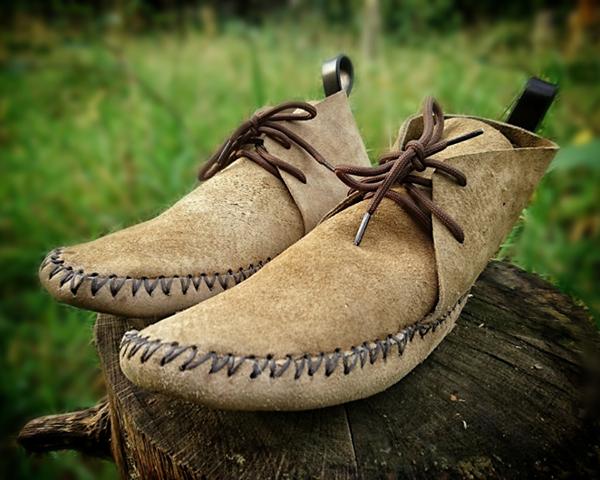 Ashfields Leather, High moccasins