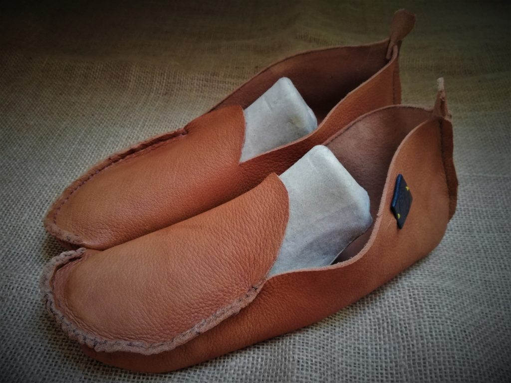 Ashfields Leather, Soft moccasins