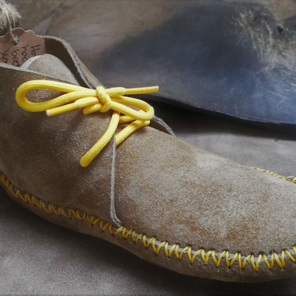 Ashfields Leather, Yellow moccasins