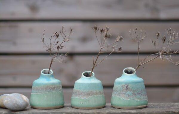 1 - 3 vase, Lorna Gilbert Ceramics
