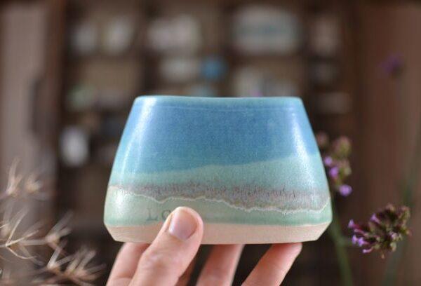 Lorna Gilbert Ceramics, small oval skyline 5