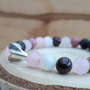 Love Is All Around diffuser bracelet, The Sage Tree Studio