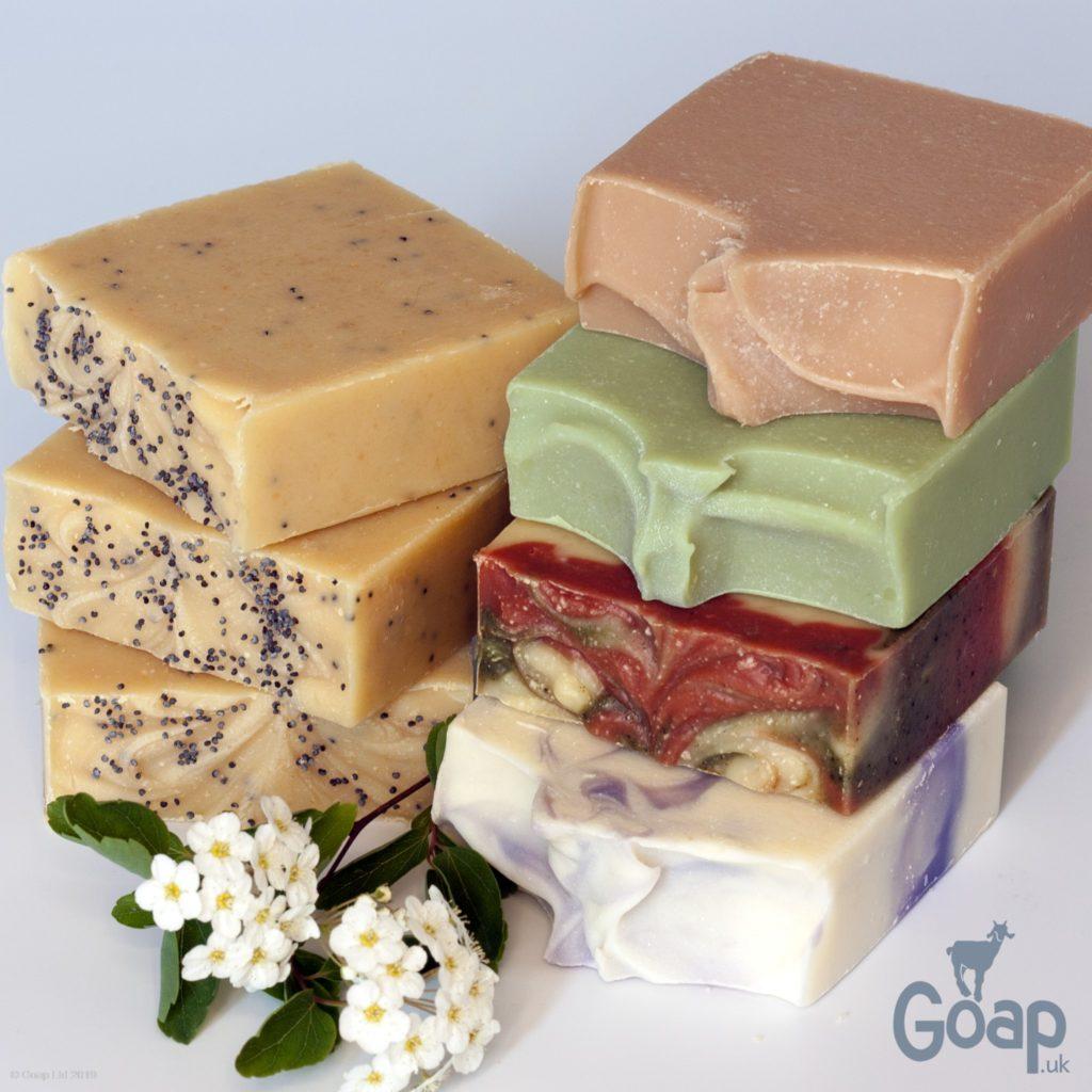 Goap natural handmade soaps
