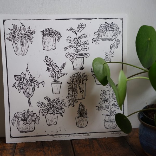 LDMDesign-Can never have too many plants!