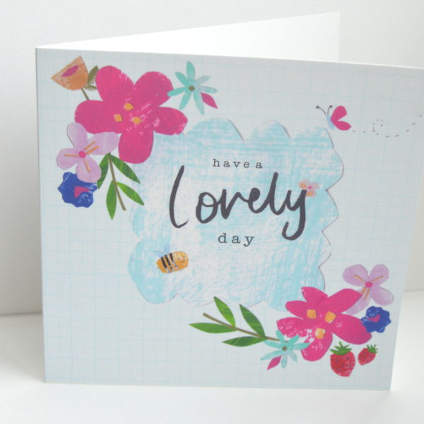 Dolly Pepper Studio, Greeting Card, Birthday Cards, Square Cards