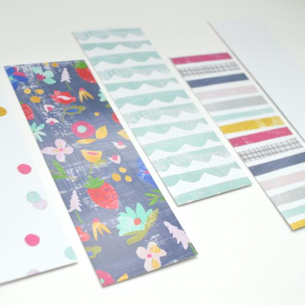 Dolly Pepper Studio, Bookmarks, Floral