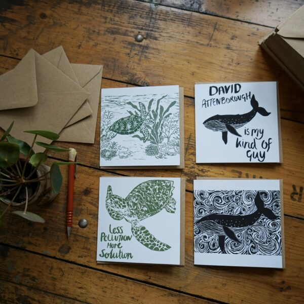 LDMDesign- Sea life card range
