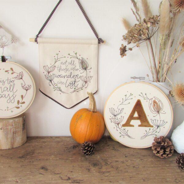 Autumn Handmade Textiles