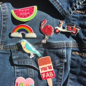 Sister Sister, Summer Pin Badges