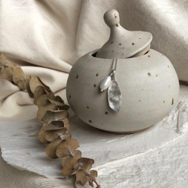 bethan corin petal necklace
