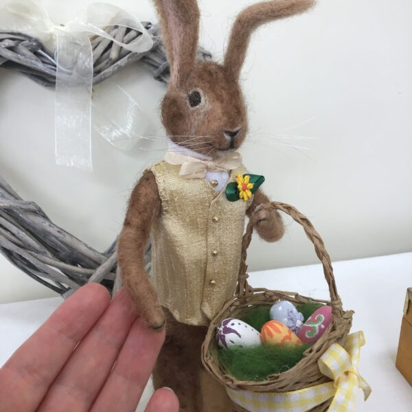 Cranberry Dell Easter Bunny