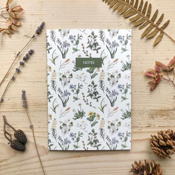 London Makers Market online 1, floral diary