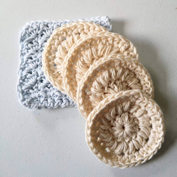 Daisy Dumpling, Reusable Facial Wipes