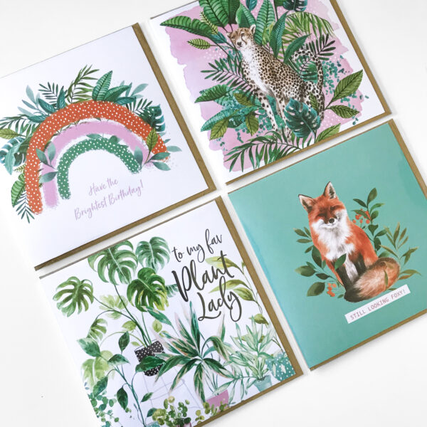 Laura Elizabeth Illustrations - Greetings Cards